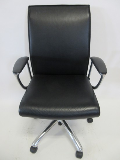 AllSeating Zip Instock (Fixed Arms) & Conserv Office Solutions