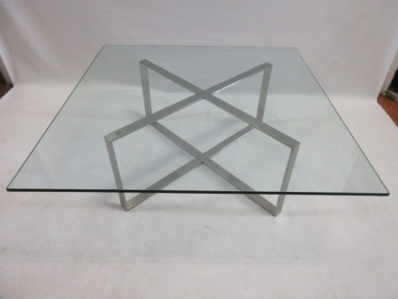 B.6 Square Coffee Table by Bernhardt Design